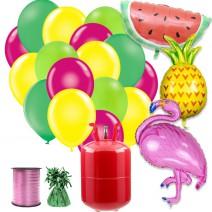 חבילת הליום מסיבת קיץ