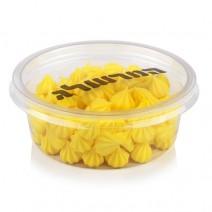 מיני נשיקות טפטופים - צהוב