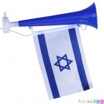 זמבורה דגל ישראל